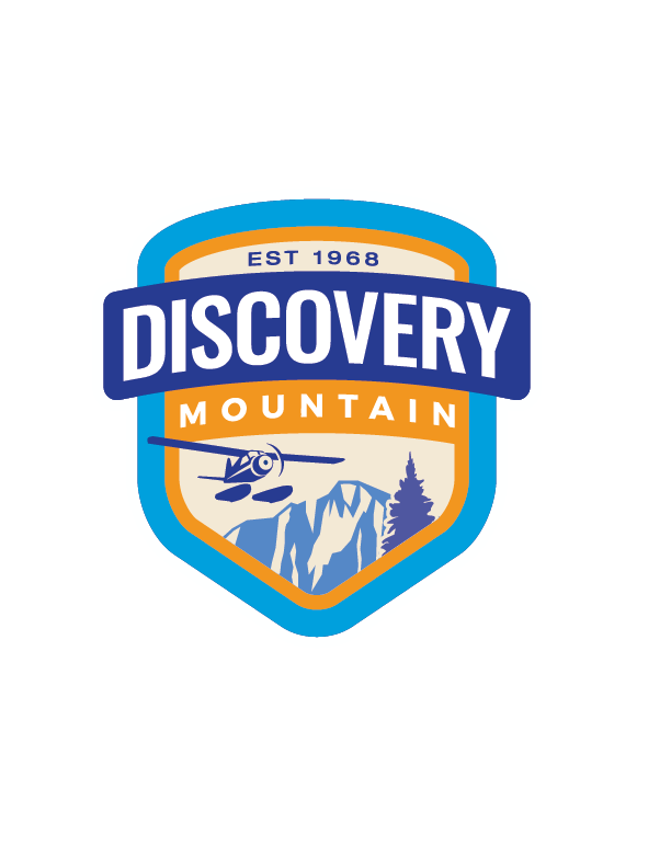 Discovery Mountain logo